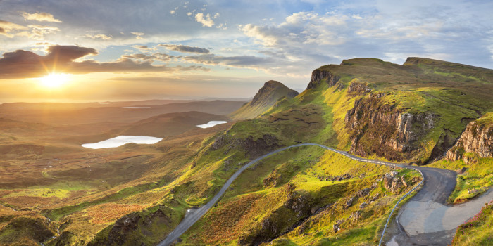 Scotland The Brave: racconto di unsogno